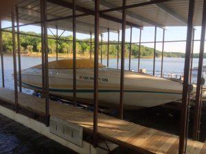 elk creek resort and marina, tenkiller marina rental, boat slips for rent